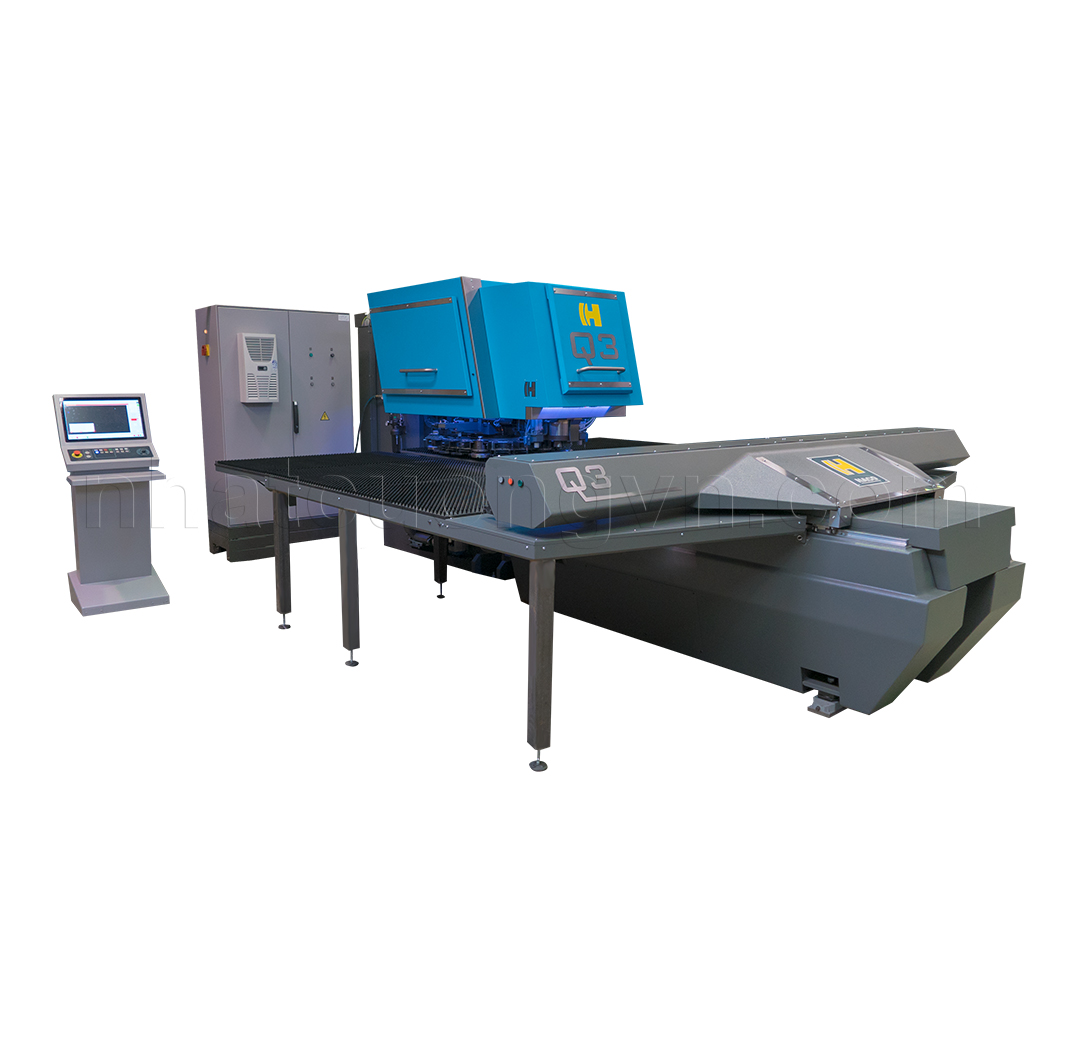 HACO Q3 - CNC Punching Machine