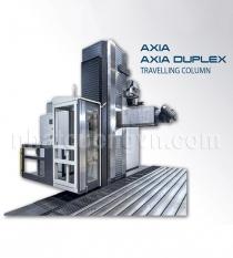 Máy Phay CNC - Axia Duplex - Travelling Column