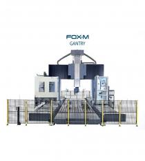 Máy Phay CNC - Foxm - Gantry