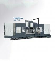 Máy Phay CNC - Norma Bed-type