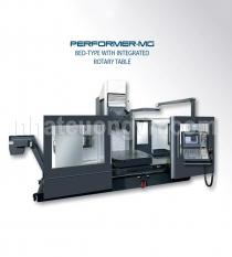 Máy Phay CNC - Performer MG - Bed-type