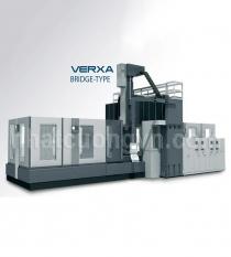 Máy Phay CNC - Verxa - Bridge-type