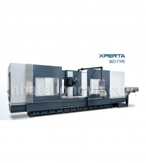 Máy Phay CNC - Xperta - Bed-type
