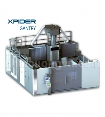 Máy Phay CNC - Xpider - Gantry