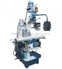 TTMC - Vertical & Horizontal Milling Machine