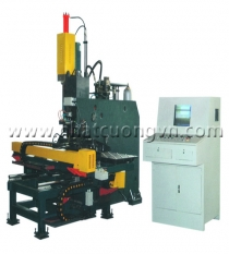 CNC Punching, Drilling And Marking Machine