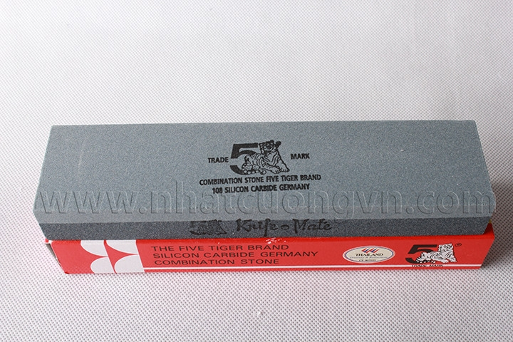 FIVE TIGER SHARPENING STONE (Red)